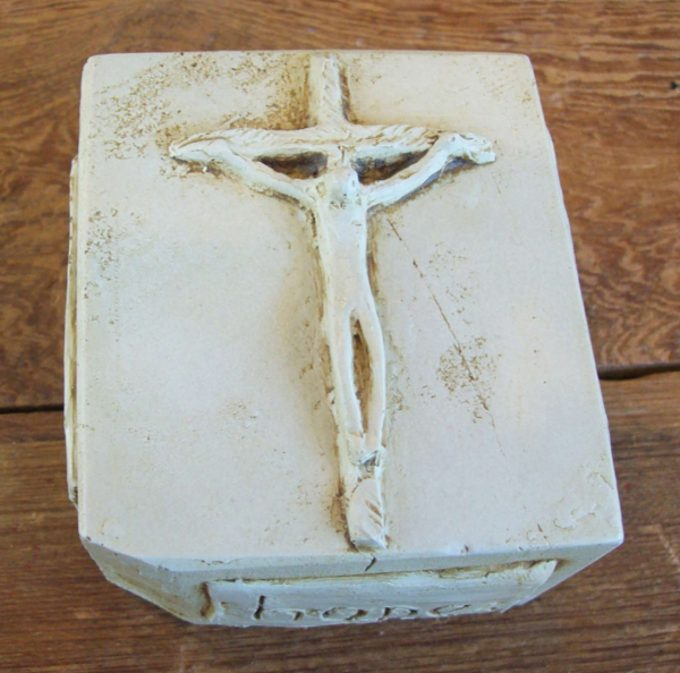 Padre Pio Prayer Block